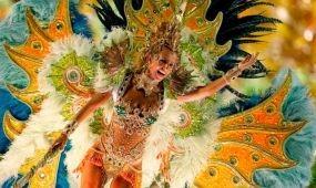 Szamba és karnevál az Utazás kiállításon