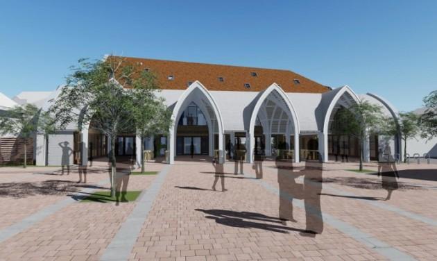 Termelői és kézműves piac épül Zalaegerszegen