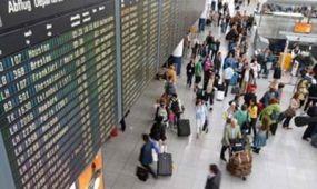 Stagnált a légi áru-, stabilan nőtt az utasforgalom szeptemberben