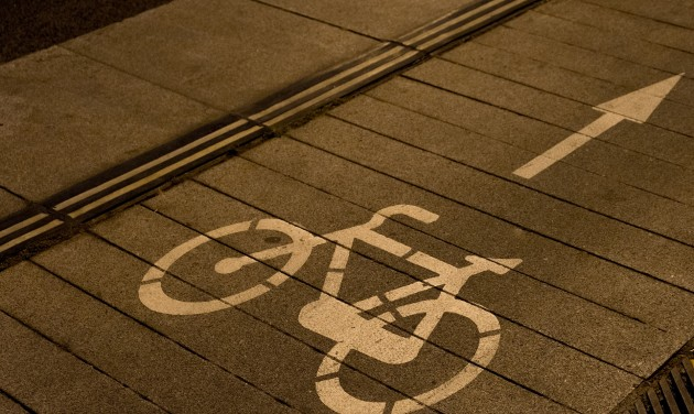 Kerékpárút épül Makó és Hódmezővásárhely között
