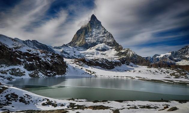 Az évszázad végére eltűnhetnek a svájci gleccserek
