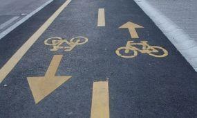 Elkészült a Keszthelyen átvezető kerékpárút