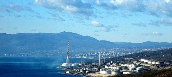 Olajszennyezés történt a horvát tengerparton