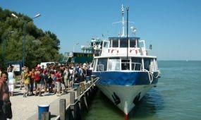 Felülmúlta a várakozásokat a főszezon a Balatoni Hajózási Zrt.-nél