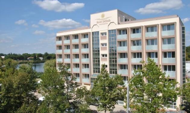 Hajdúszoboszlói a második szálloda, amely indulhat AZ ÉV HOTELE címért