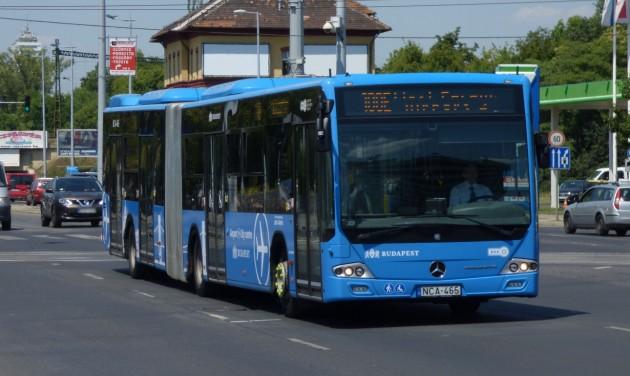 Vasárnaptól 10 percenként jár a 100E reptéri busz