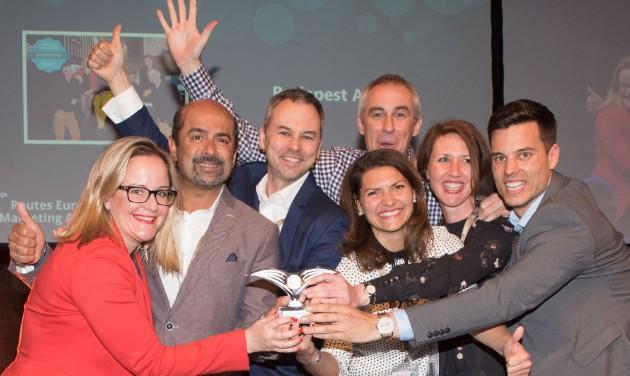 Európai légitársasági marketing fődíjat nyert a Budapest Airport