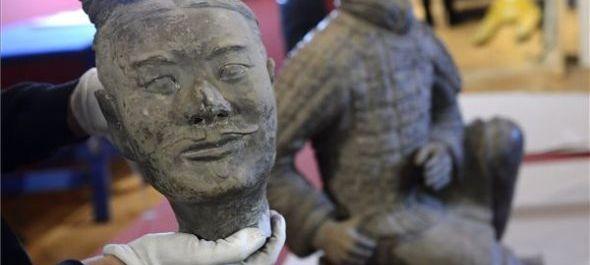 Az ősi Kína kincsei az Iparművészeti Múzeumban