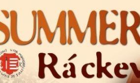 Summerfest Ráckeve, augusztus 12-20.