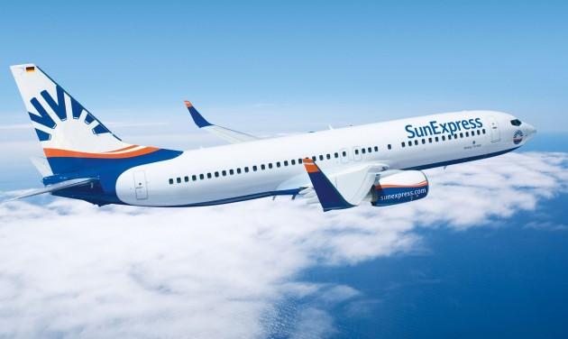 Izmir és Budapest között indít járatokat a SunExpress