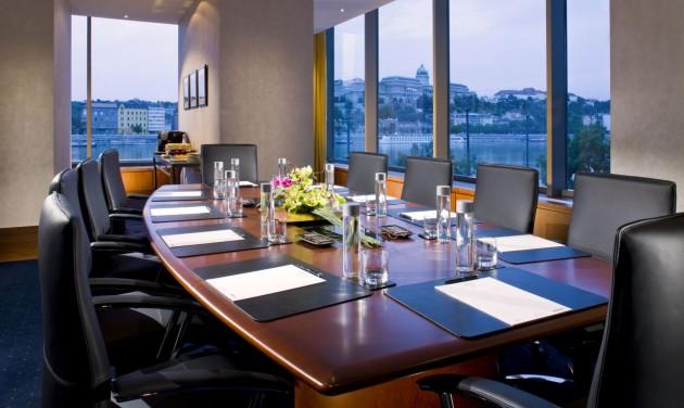 Megújítja rendezvényszintjét a Budapest Marriott Hotel