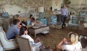 Hertz üzleti találkozó a Amade Château  kastélyhotelben