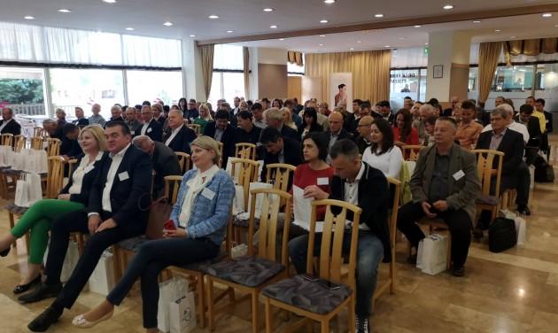 Savanyúvíz és a medical wellness a Magyar Fürdőszövetség közgyűlésén