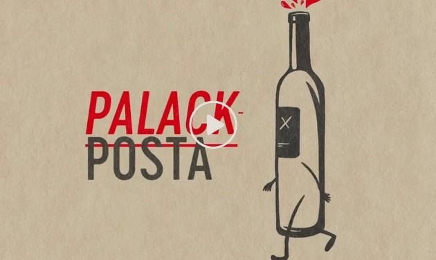 Itt a Palackposta – a borod a borászatból jön
