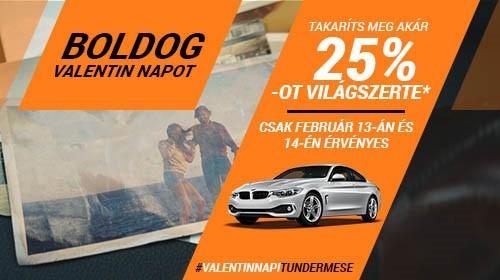 Valentin napi tündérmese a Sixtnél!