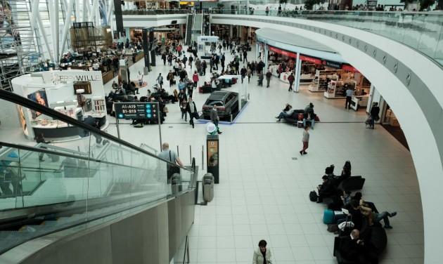 Átlagosan 8,2 százalékos béremelés a Budapest Airportnál