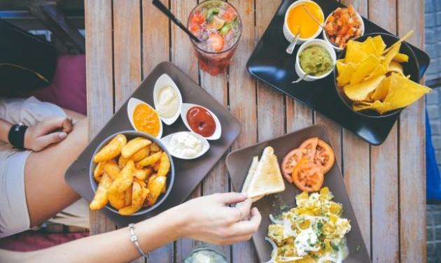 Jótékonysági éttermi menük szeptembertől