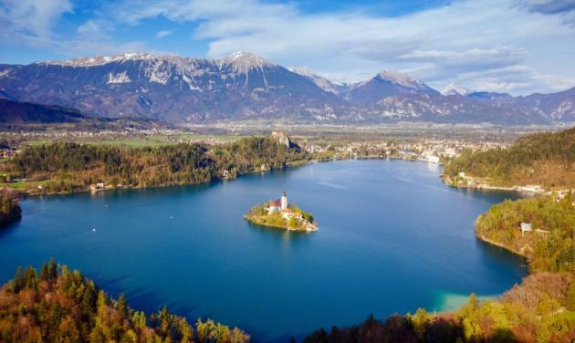 Kortárs művészeti múzeum épül a szlovéniai Bledben