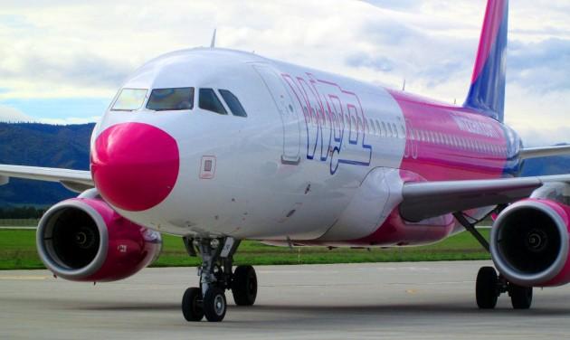 Útvonalakat töröl a Wizz Air Romániában