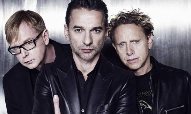 Februárban újra jön a Depeche Mode