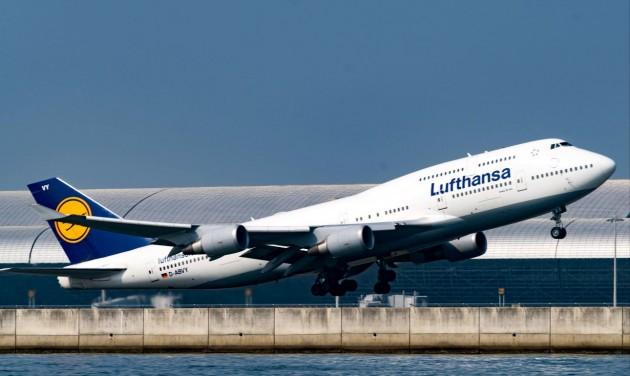 Növelte profit-előrejelzését a Lufthansa-csoport