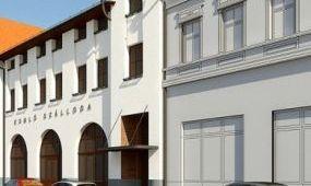 Felújították a százéves Komló Hotelt