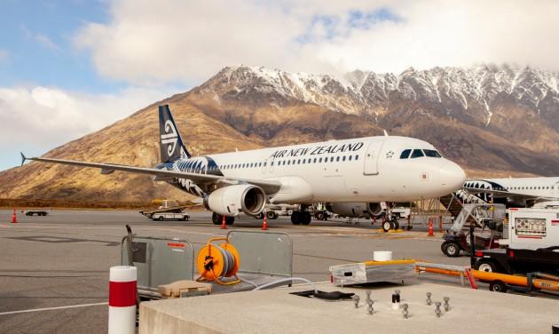 Februártól csak beoltottakat szállít nemzetközi járatain az Air New Zealand