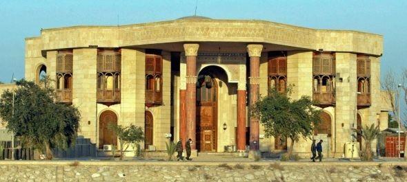 Múzeum lett Saddam Hussein palotájából