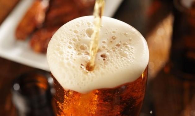 A külföldi turisták elmaradása miatt csökkent a sörfogyasztás is