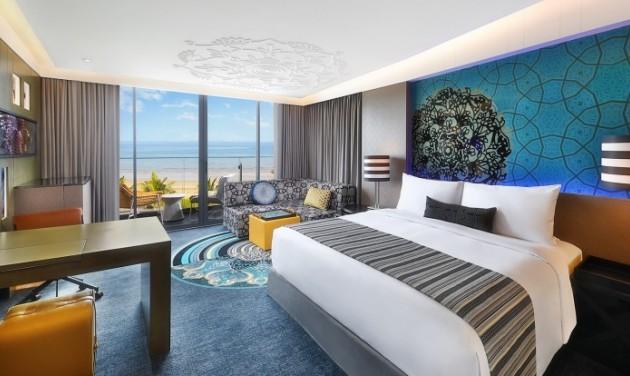 Szállodát nyit a W Hotels Ománban