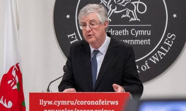 18 napra teljesen leáll az élet Walesben