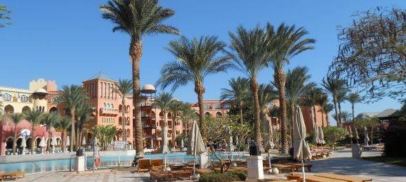 Optimista az egyiptomi turisztikai vezetés