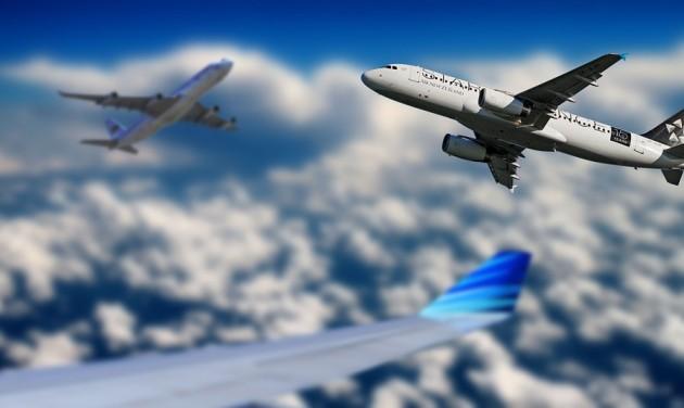 A világ legforgalmasabb légi útvonalai