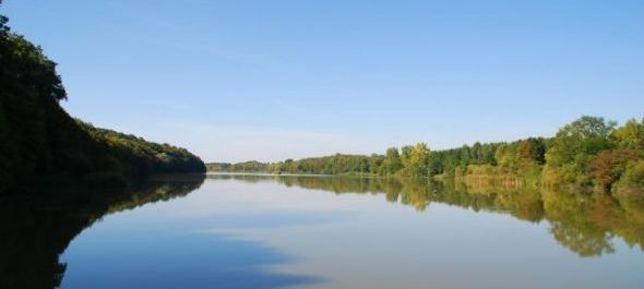 Megújul a Kaposvár melletti Deseda tó környéke