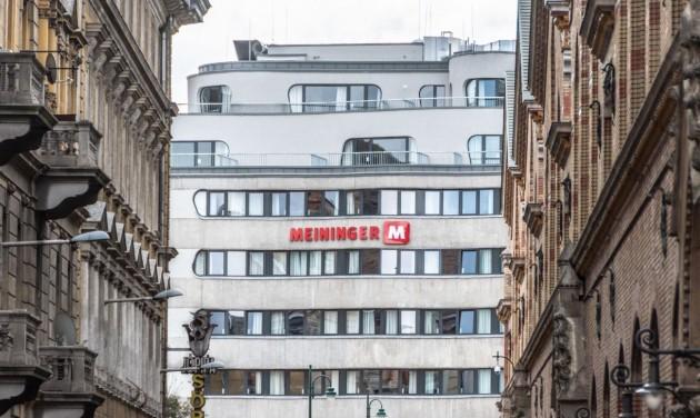 Megnyílt a Meininger budapesti háza
