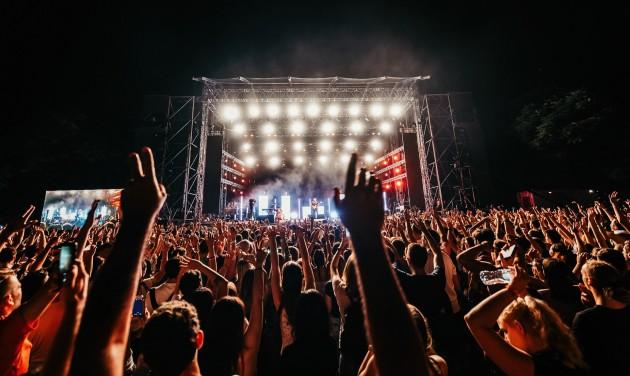 Augusztus közepén Exit Fesztivál Újvidéken
