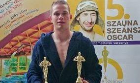 Itt vannak az idei Oscar-díjas szaunamesterek