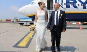 Magyar-olasz frigyet hozott össze a Ryanair