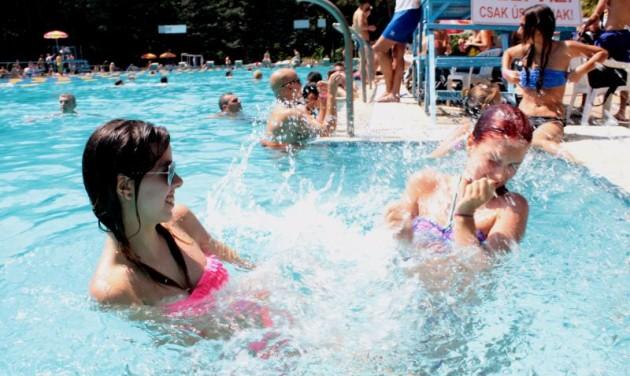 Retro és nosztalgiázás az Aquaticumban