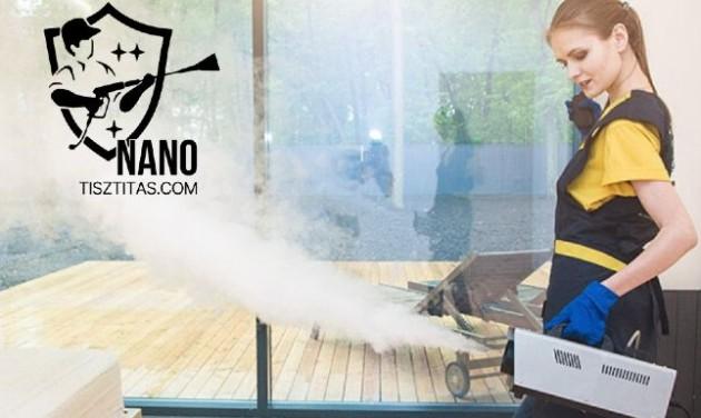 Nanotechnológiával a higiéniai védelemért