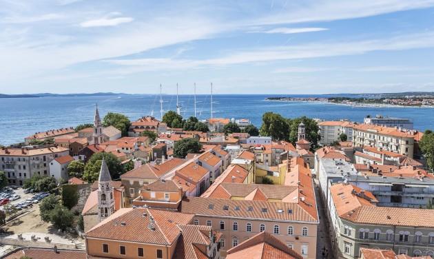 Zavarba ejtően gazdag kínálattal csábít Zadar