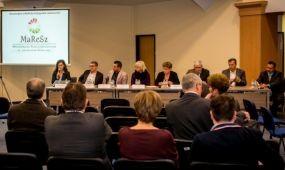 Évzáró MaReSz Közgyűlés a Hungexpon, díjátadóval