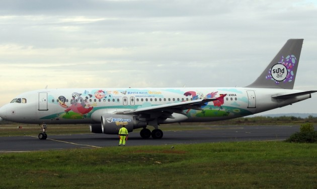 Véget ért a Hévíz-Balaton Airport idei charterszezonja