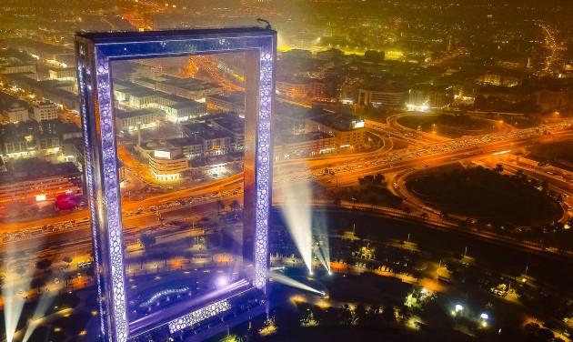 Dubaj: keretbe foglalt csodaváros