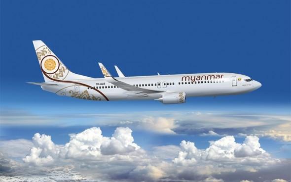 Myanmar National Airlines csatlakozott a Hahn Air értékesítési rendszeréhez
