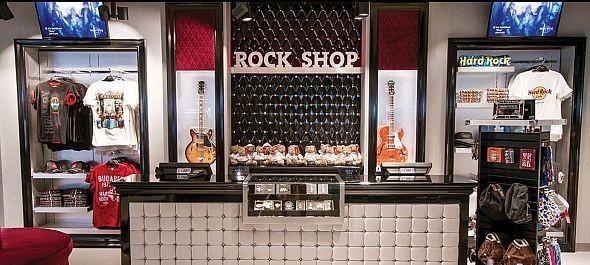 Megérkezett a Hard Rock brand a Budapest Airport termináljára