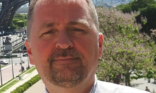 Urbányi Péter az MKIK brüsszeli képviselője