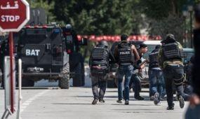 Merénylet Tunéziában