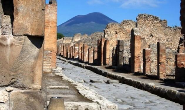 Pompeji műkincsek utaztak Kínába