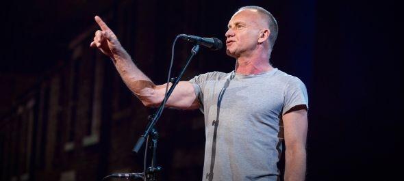 Sting koncertjével nyílik újra a Párizsban tavaly megsérült Bataclan